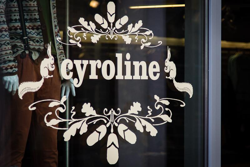 Cyroline Store Stuttgart
