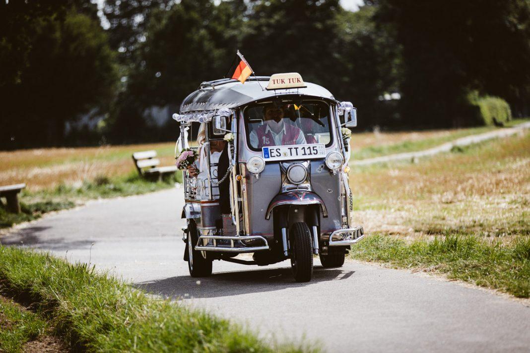 Hochzeitsauto Stuttgart