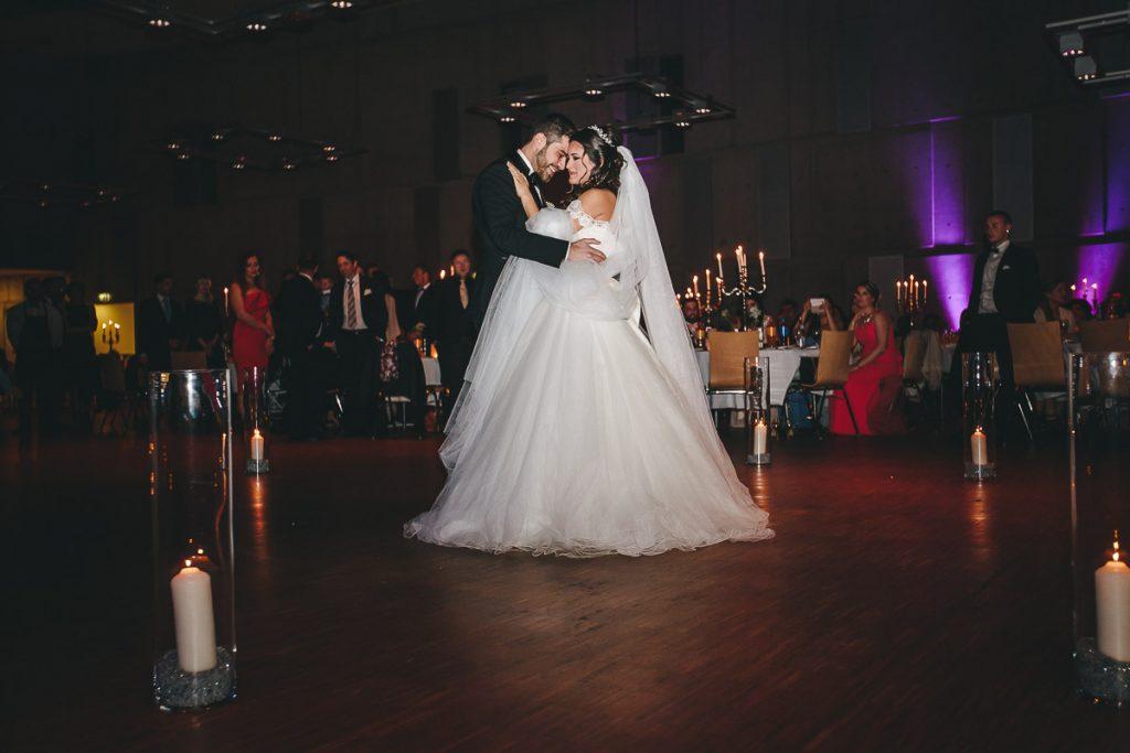 Hochzeitsfotograf Stuttgart Oliver Lichtblau Hochzeit Mercedes Benz Arena 53
