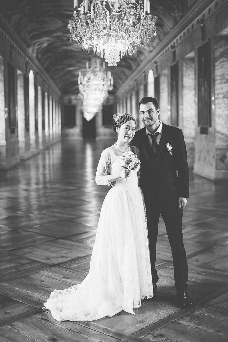 Hochzeitsfotograf Stuttgart Oliver Lichtblau Hochzeit Schloss Ludwigsburg 1