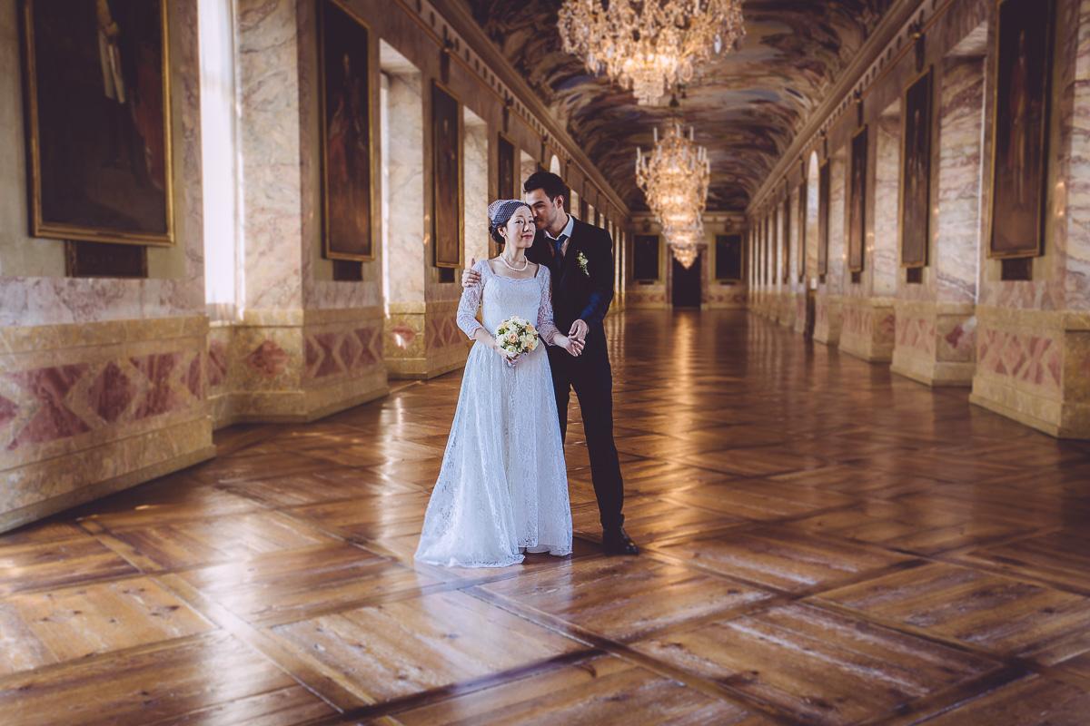 Hochzeitsfotograf Stuttgart Oliver Lichtblau Hochzeit Schloss Ludwigsburg 2