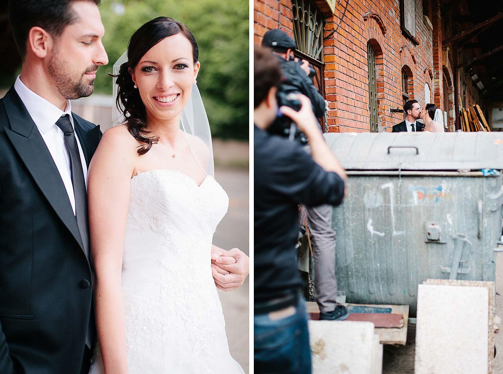 Hochzeitsfotograf Stuttgart Oliver Lichtblau Hochzeitsfilm Benni 3