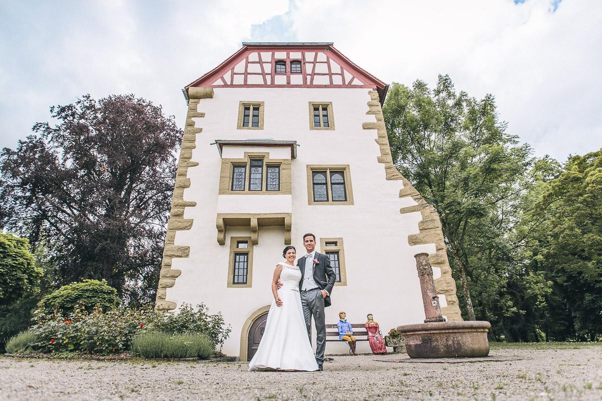 Hochzeitsfotograf Stuttgart Oliver Lichtblau Hochzeitsreportage Schlosshotel Neckarbischofsheim 39
