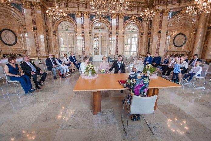 Heiraten Neues Schloss Stuttgart