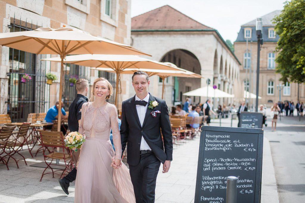 Hochzeitsfotograf Stuttgart Oliver Lichtblau Standesamt Hochzeit Neues Schloss Stuttgart 19