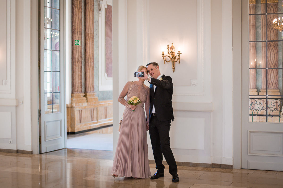 Hochzeitsfotograf Stuttgart Oliver Lichtblau Standesamt Hochzeit Neues Schloss Stuttgart 3