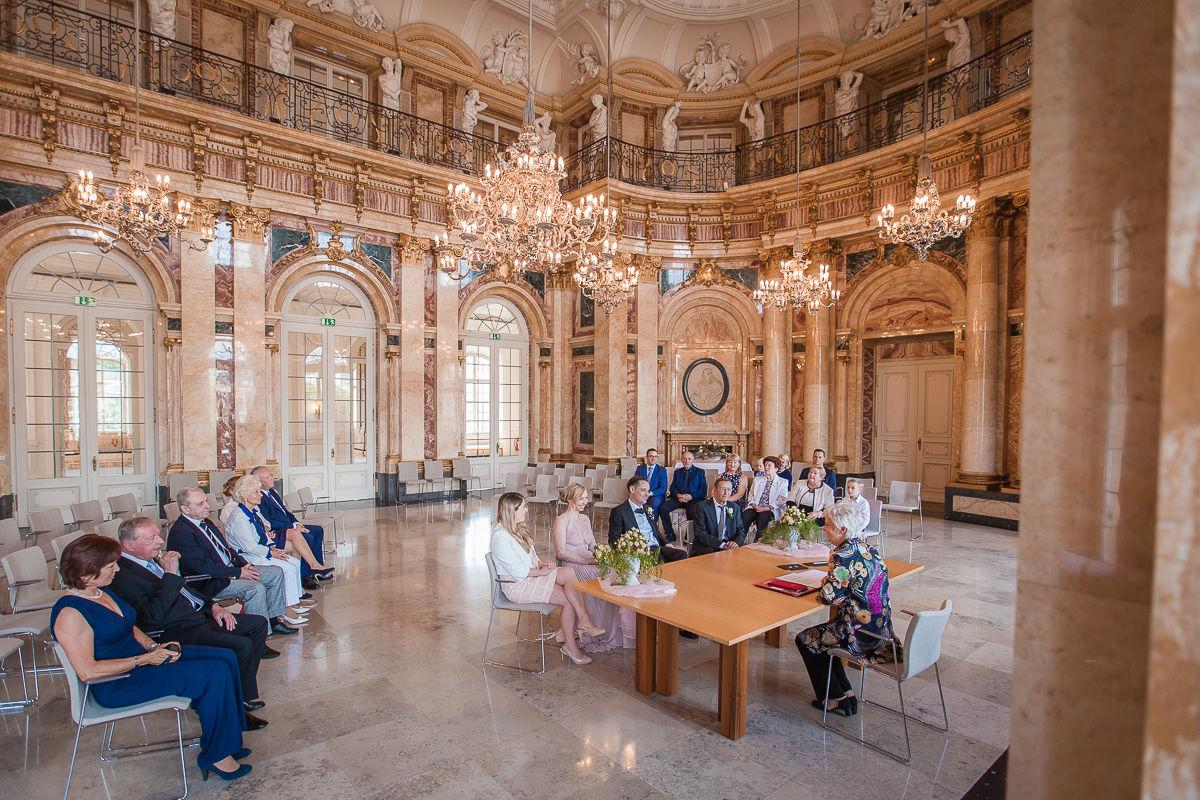 Hochzeitsfotograf Stuttgart Oliver Lichtblau Standesamt Hochzeit Neues Schloss Stuttgart 5