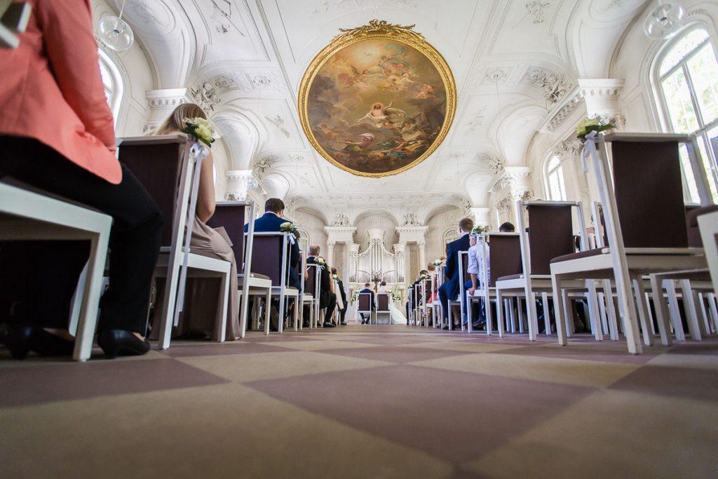 Hochzeitsfotograf Stuttgart Oliver Lichtblau Standesamt Hochzeit Schloss Solitude 2