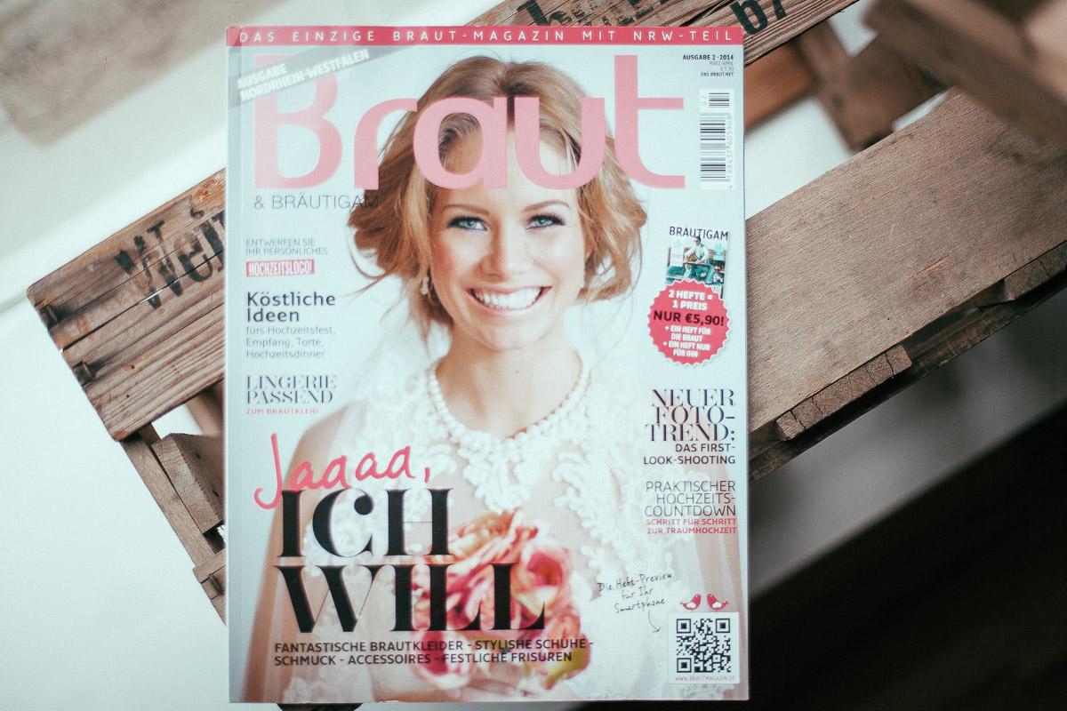 Hochzeitsfotograf Stuttgart Oliver Lichtblau Zeitschrift Braut und Braeutigam 3